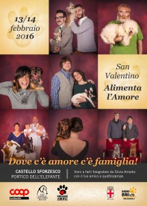 San Valentino: Alimenta l'Amore