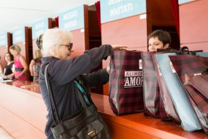 Le borse di Alimenta l'Amore protagoniste all'assemblea generale dei delegati