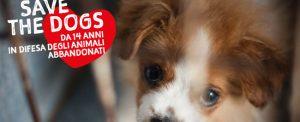 Save the Dogs e Alimenta l'Amore al Gate
