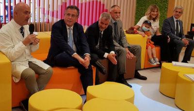 Al San Matteo, nuovo day hospital pediatrico
