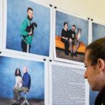 Le foto di Human Dog donate alla Biblioteca di Lodi