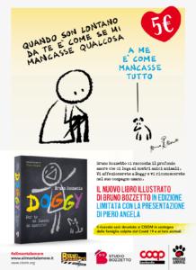 Doggy il nuovo libro illustrato di Bruno Bozzetto