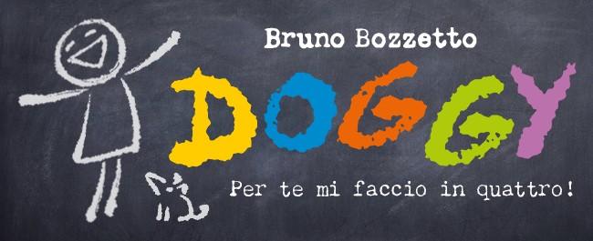 Doggy: il nuovo libro illustrato di Bruno Bozzetto