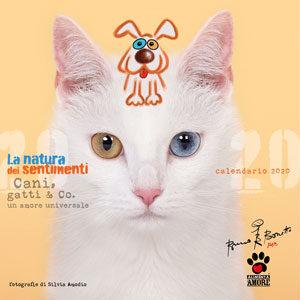 Calendario 2020 - La Natura dei sentimenti